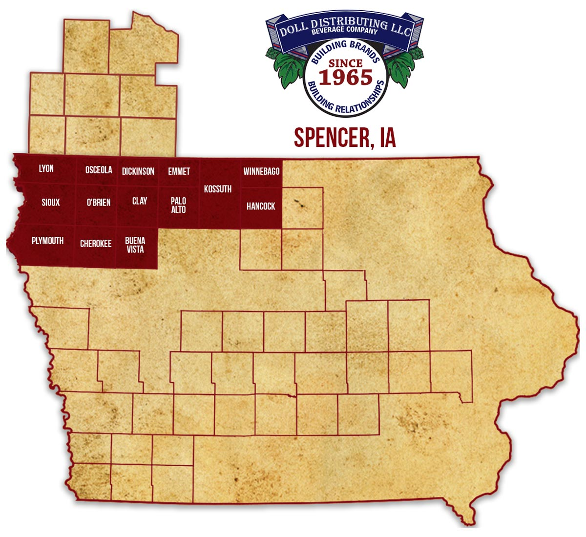 Spencer, Iowa